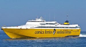 Compagnia marittima Corsica Ferries - Isola Elba