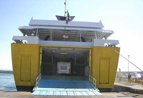 Corsica traghetto veloce per Elba