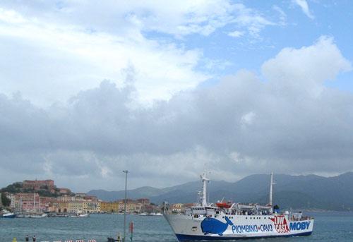 Giraglia Traghetto economico Low Cost per l Isola Elba