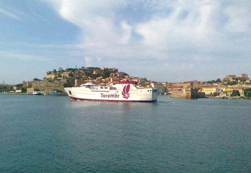 Traghetto Rio Marina Bella Elba