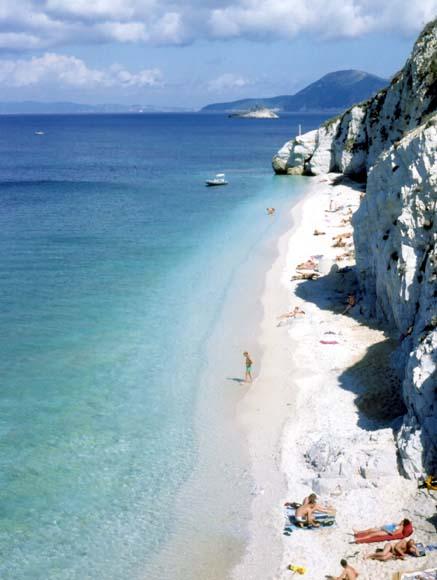 Le spiagge dell'Elba