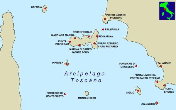 I porti dell Isola d Elba - Traghetto Elba