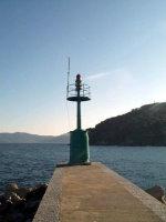 Porto di Marciana Marina Fanale Laterale Dritta - Traghetto Elba - Traghetto Elba