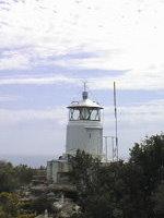 Marina di Campo Faro di Capo Poro - Traghetto Elba