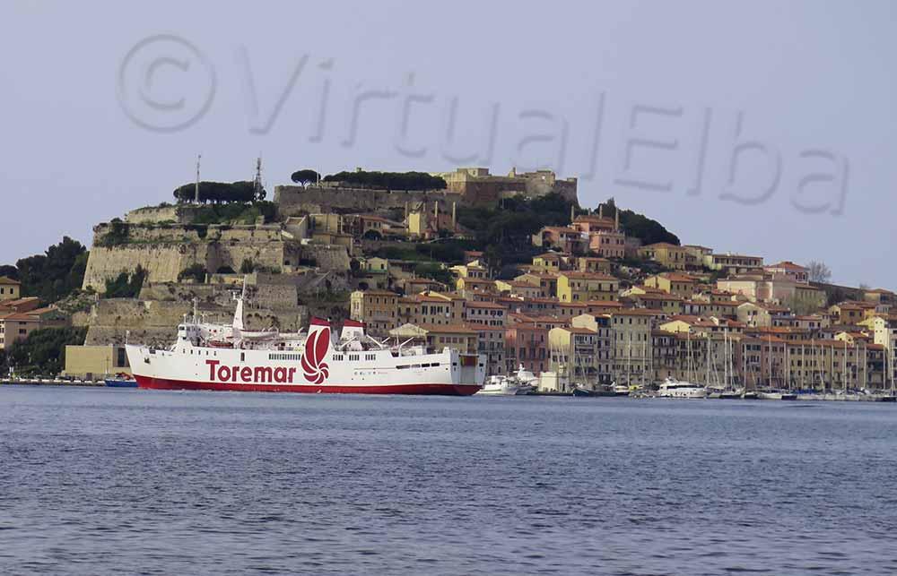 Elba Traghetto Oglasa Portoferraio