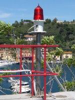 Porto Azzurro Fanale a Luce Ritmica Laterale Sinistra, Punta S Giovanni - Traghetto Elba