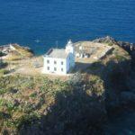 Capraia Faro a Ottica Fissa - Traghetto Elba