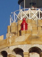 Portoferraio Fanale a Luce Fissa su Forte Stella - Traghetto Elba