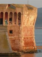 Portoferraio Fanale a Luce Ritmica Torre della Linguella - Traghetto Elba