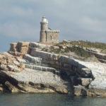 Portoferraio Fanale a Luce Ritmica dello Scoglietto - Traghetto Elba