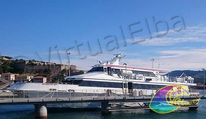 Traghetto veloce per l Elba Schiopparello Jet