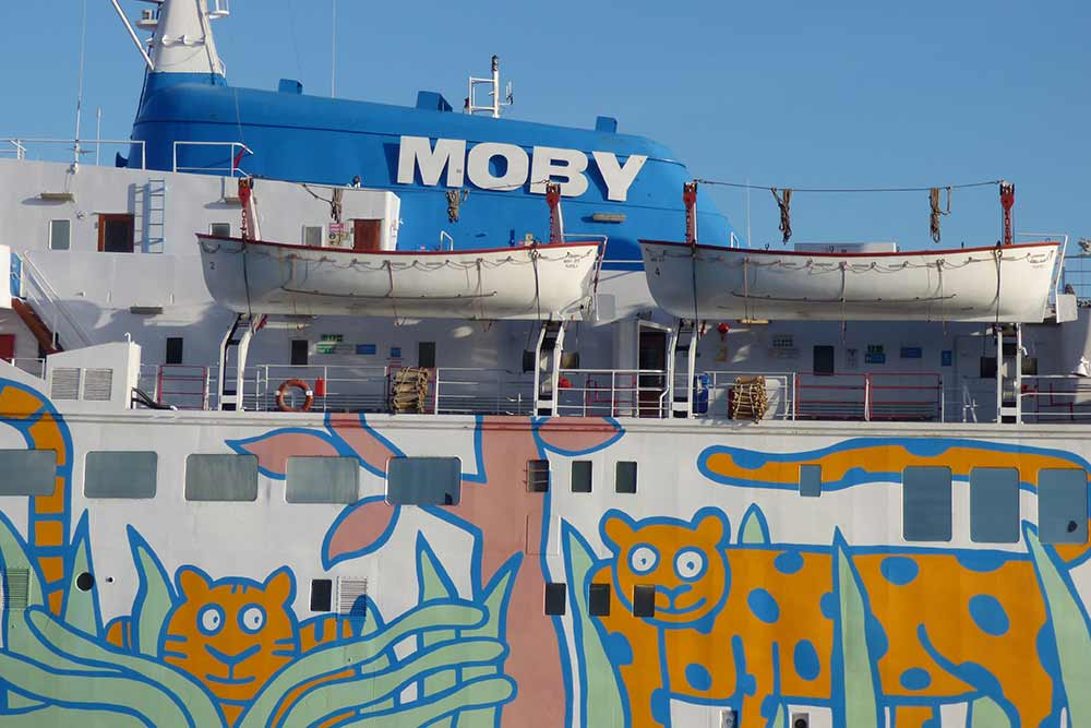 Elba Traghetto Moby Lines Moby Ale